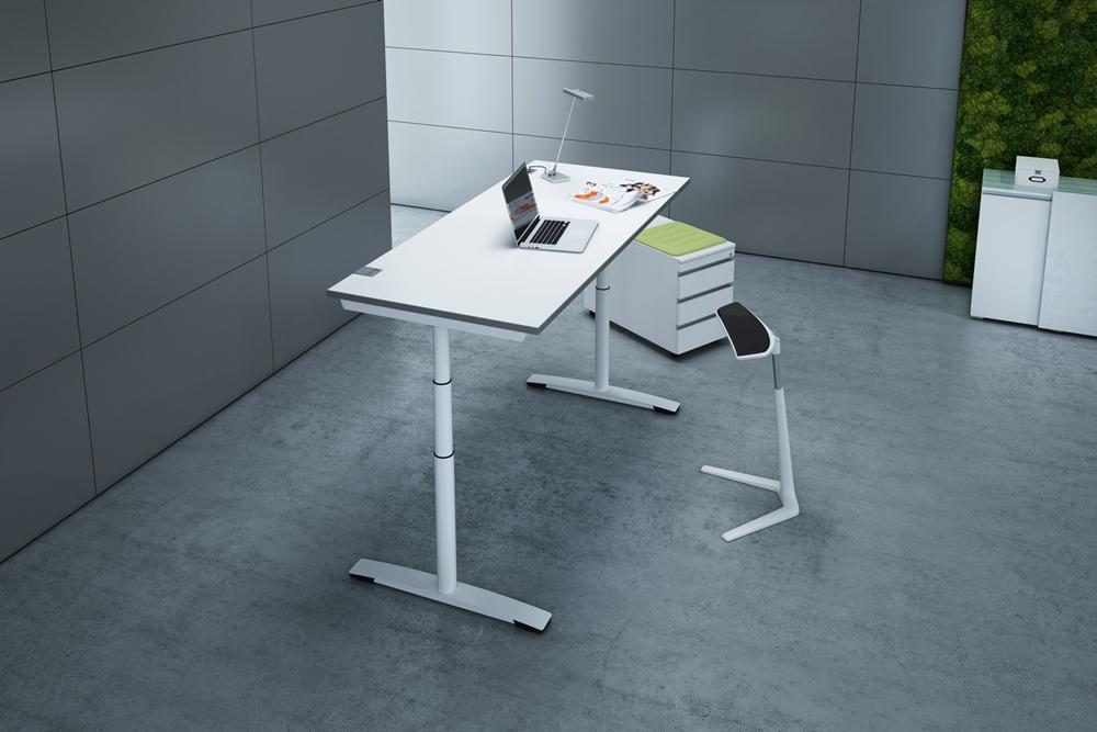 Schreibtisch oka jump elektrisch höhenverstellbar